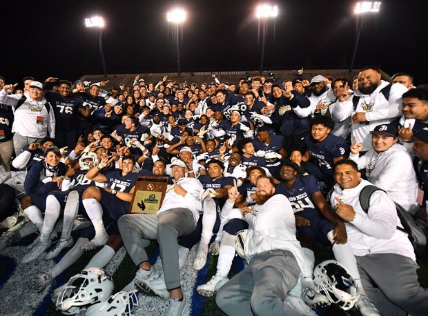 Bosco enjoys its second Southern Section Division 1 championship in four years.