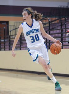 Breanna Stewart is one of three Connecticut-bound girls selected as McDonald's All Americans.