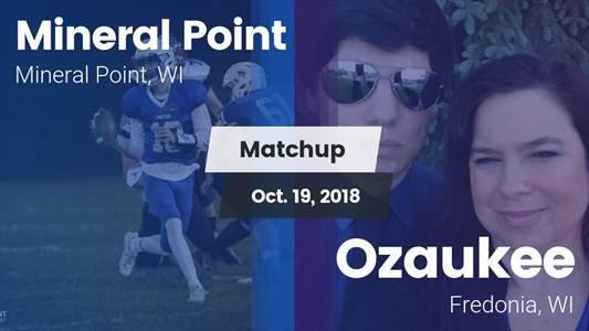 Football Game Recap: Mineral Point vs. Ozaukee