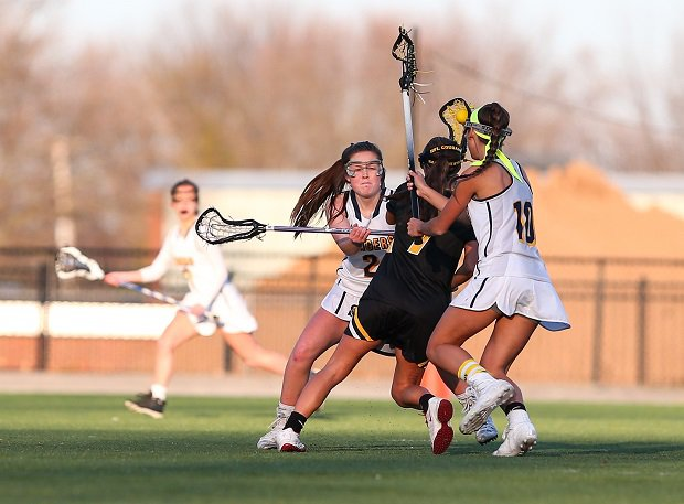 Erin Coykendall is a scoring machine for Spencerport, but has become an assist leader as well. The junior is committed to play lacrosse for Northwestern.