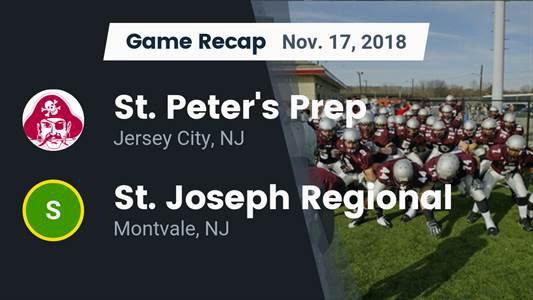 St  Peter's Prep (Jersey City, NJ) Football | MaxPreps
