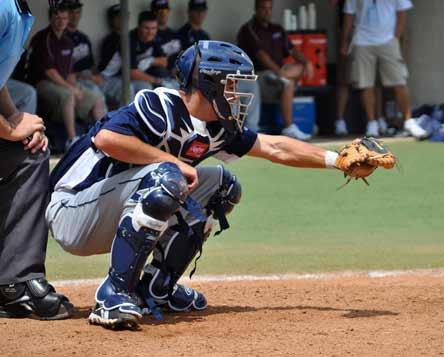 Chris Harvey should be in his senior year of high school. Instead, he's getting ready for the baseball season at Vanderbilt University.