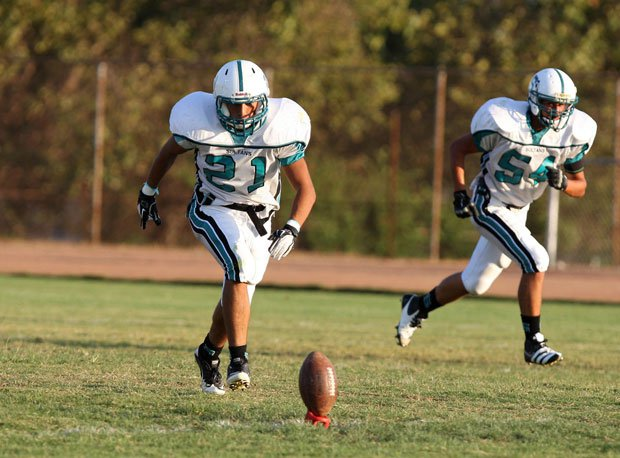 Sultana High, where Chris Fore coaches, puts emphasis on special teams.