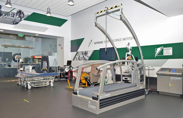Opened in Bradenton, Fla., in the summer of 2011, the Gatorade Sports Science Institute (GSSI) satellite lab is located in the center of IMG Academy, where thousands of athletes train each year.