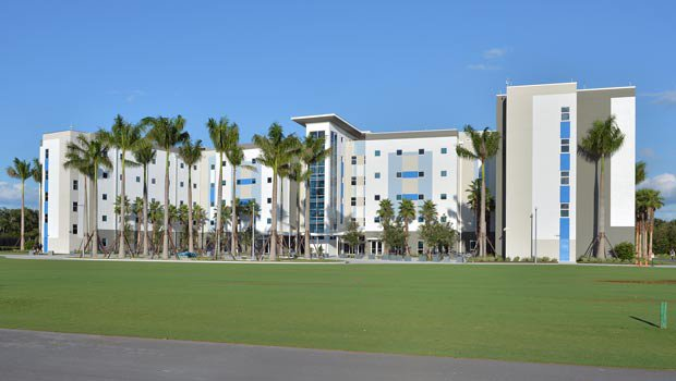 IMG Academy's facility is massive. It features 52 tennis courts, 12 soccer fields, three full-sized baseball fields, two lacrosse fields, four basketball courts and two football practice fields.