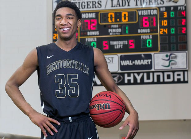 Malik Monk is a name to remember. Aside from his amazing basketball skills and recruiting desirability, this Arkansas youngster also possesses a compelling human-interest story as well.