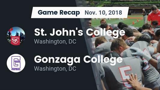 Washington DC High School Football Rankings
