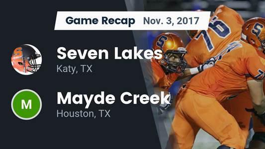 Football Game Preview: Katy vs. Seven Lakes