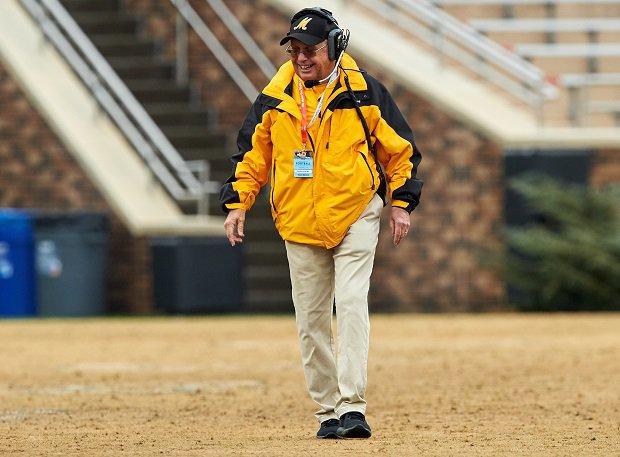 Murphy coach David Gentry