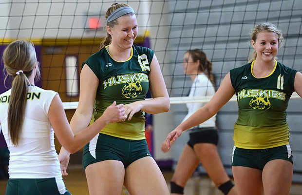 Horizon improved to 35-2 and moved up to No. 17 in this week's national volleyball rankings.