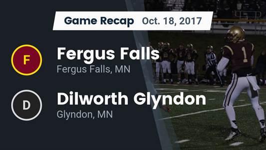 Football Game Preview: Fergus Falls vs. Detroit Lakes