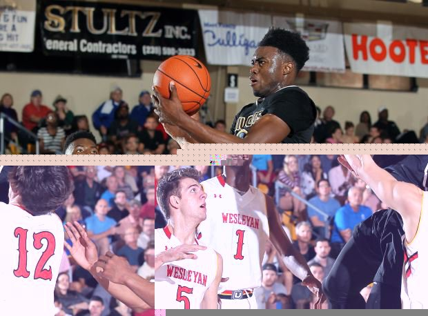 Jaylen Brown rose above the crowd Monday in the City of Palms Classic semifinals, leading Wheeler (Marietta, Ga.) to Tuesday's title game against defending champion Montverde Academy (Fla.).