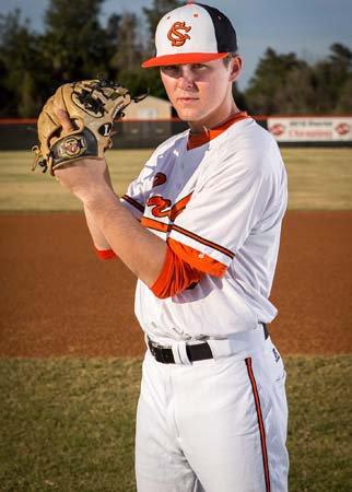 Pitcher Kyle Marsh