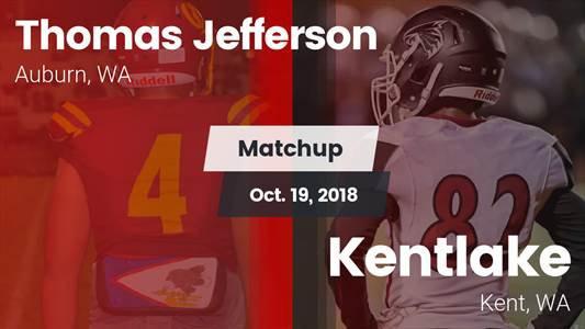 Football Game Recap: Kentlake vs. Jefferson