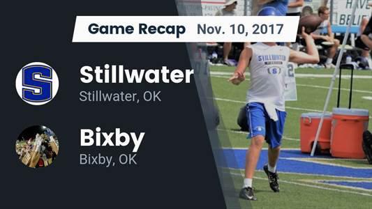 Football Game Recap: Bixby vs. Washington