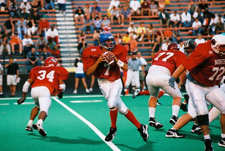 Pittsburgh Steelers quarterback Ben Roethlisberger is one of many stars who have played in the Ohio North-South Classic.