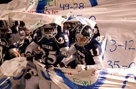 Siegel jumped all the way from No. 10 to No. 4 in the South region.