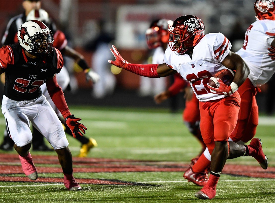 Duncanville moved into the Top 25 after its 24-14 upset win over DeSoto.