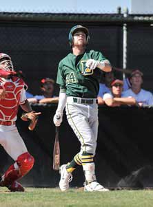 Eric Snyder, committed to UCLA, hascome a long way, going fromskinny kid to likely early-roundpick in the MLB Draft.