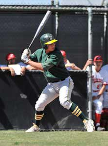 Christian Lopes, a USC signee, is oneof three Edison High players expectedto be taken in the early roundsof the MLB Draft, which beginswith Monday's first round.