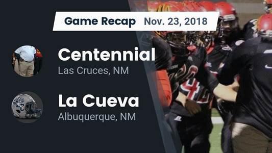 New Mexico High School Football Rankings