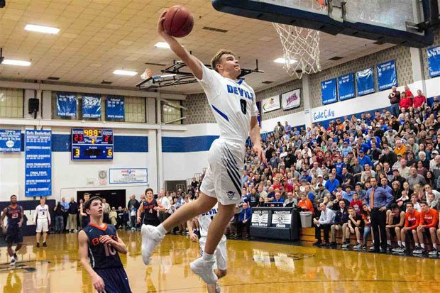 Mac McClung is known for his emphatic, high-flying dunks, but he's so much more said his future college coach Patrick Ewing.
