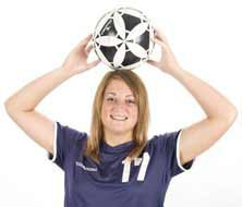 Kelsey Dropsey will be takingher soccer talent to Division IIAshland University.