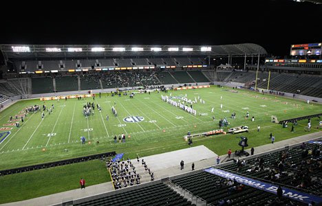 The Home Depot Center has hosted the CIF State Championship Bowl Games for seven years, and will get another two. The announcement was made during halftime of the Division I Bowl Game.
