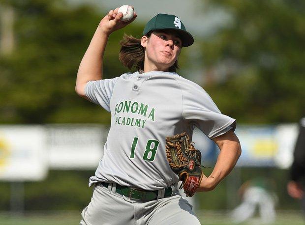 Dylan De La Montanya, Sonoma Academy