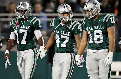 See the result of No. 1 De La Salle's game against No. 20 Pittsburg, along with the rest of the Northern California Top 25.