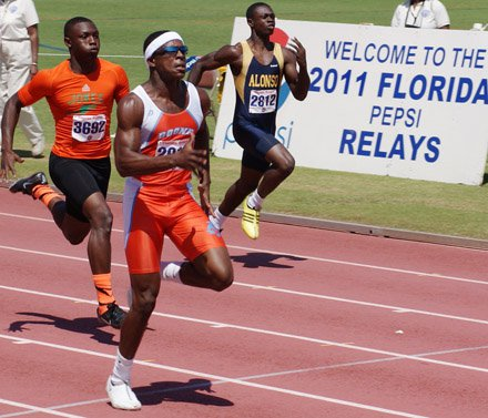 Marvin Bracy was the nation's No. 1 sprinter as a junior.