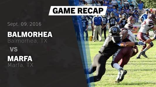 Football Game Preview: Balmorhea vs. Valley