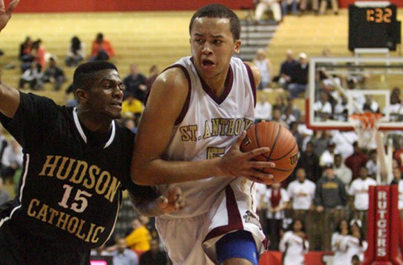 Kyle Anderson compiled a 93-1 record in his final three seasons of high school basketball.