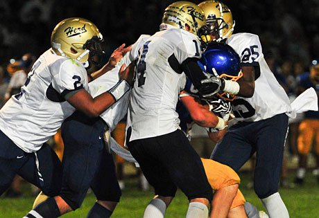 The Elk Grove defense will have another tough test this Friday.