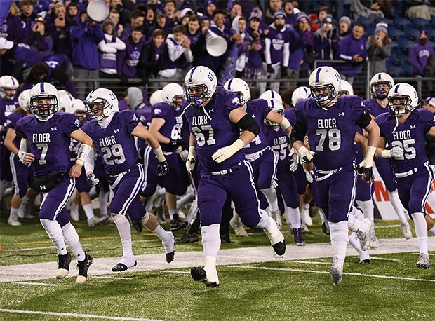 Elder reached its fourth state final last year.