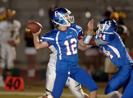 Jake Browning is the latest in the line of stellar quarterbacks at Folsom High, and he's fueled by bananas. The sophomore is on the verge of same amazing records as his team goes into a Sac-Joaquin Section final.