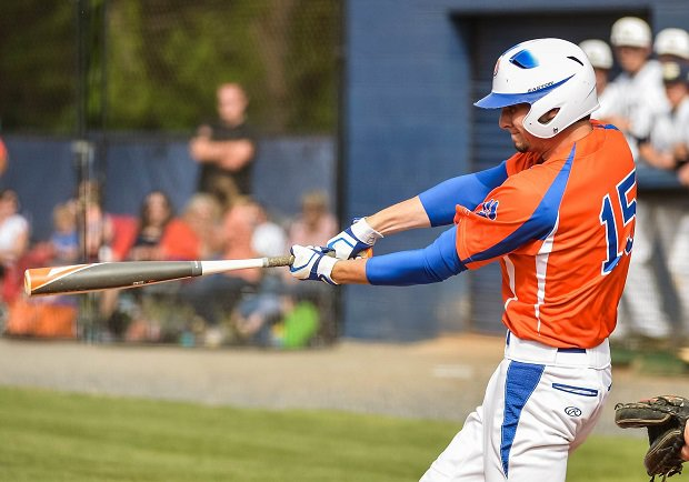 Ryne Inman was part of Parkview's 2015 squad.
