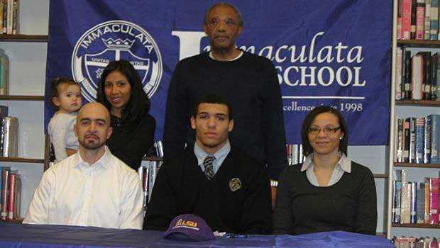 Tashawn Bower has signed with LSU.
