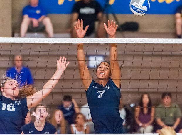 Ronika Stone of Valley Christian is our Medium Schools National Player of the Year.