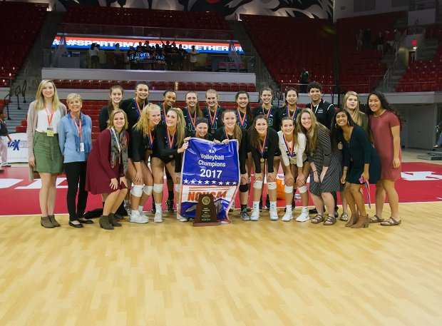 Green Hope enters 2018 on a 16-match win streak after taking the state title last season.