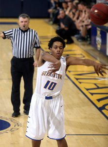 Brian Bearden came off the bench to drain three key 3-pointers.