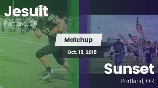 Football Game Recap: Sunset vs. Jesuit