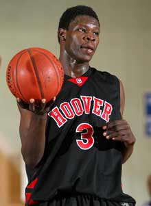 Angelo Chol, Hoover