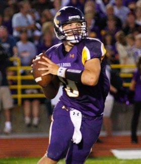 Kearney High's Shane Hartzler.