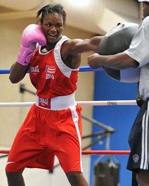Claressa Shields won boxing gold.