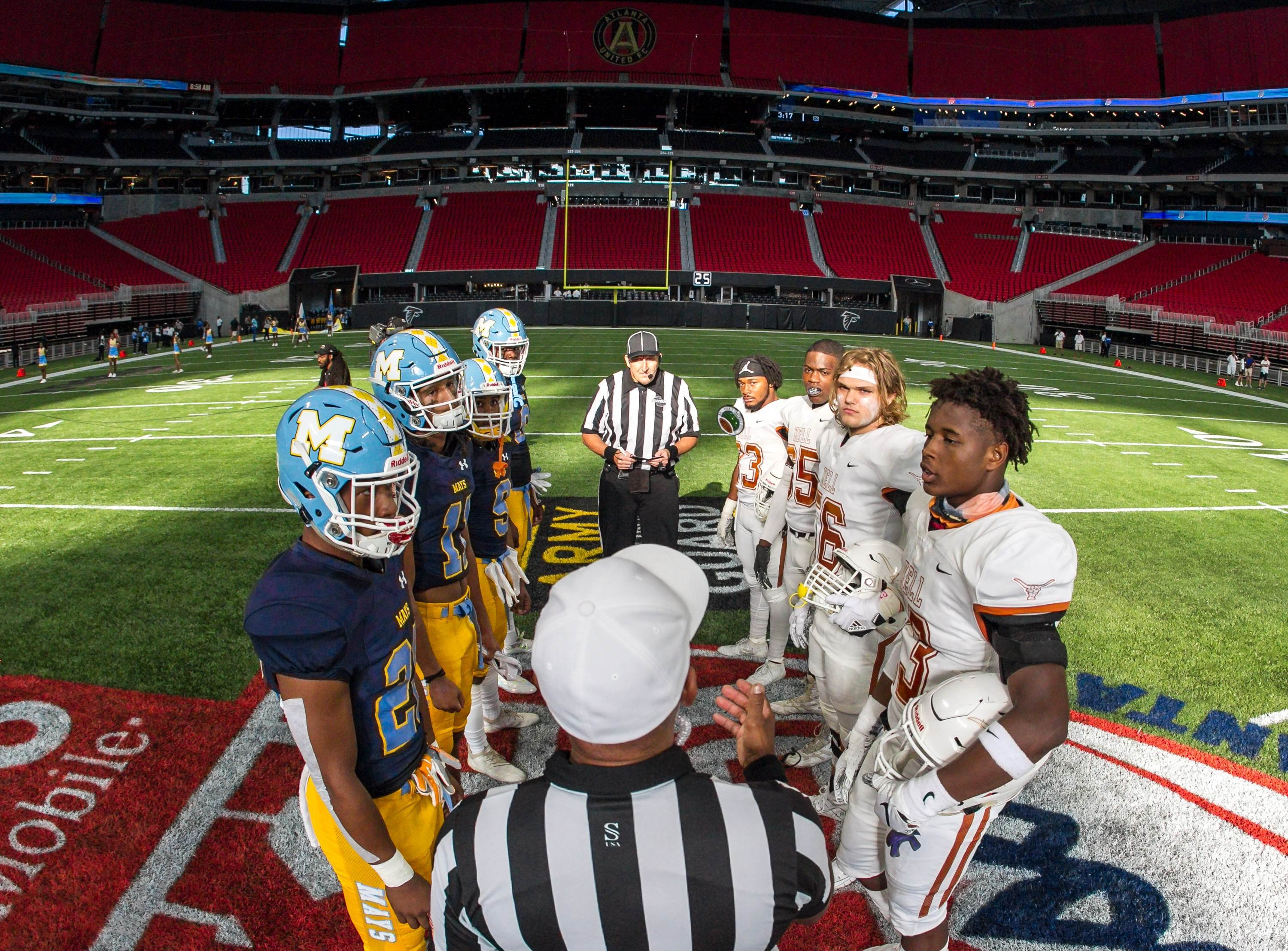 Mercedes-Benz Stadium will once again serve as a host for the Corky Kell Classic.
