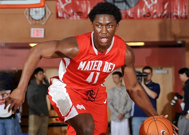 Tournament MVP Stanley Johnson led new No. 1 Mater Dei to the title at the Tarkanian Classic in Las Vegas.
