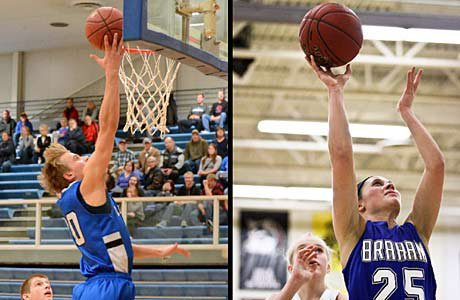 Anders Broman and Becca Dahlman continue to go back and forth, but which one will finish as Minnesota's all-time leading scorer?
