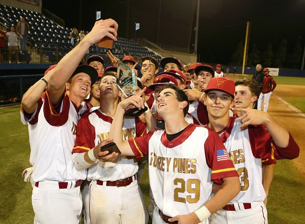 Torrey Pines captured the CIF San Diego Section Open Division title.