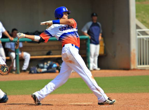Bishop Gorman's Joey Gallo was one of the nation's top sluggers this season, and he was one of the top pitchers as well. The No. 1 player from the nation's No. 1 team is the MaxPreps All-American Player of the Year.